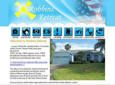 Robbins Retreat