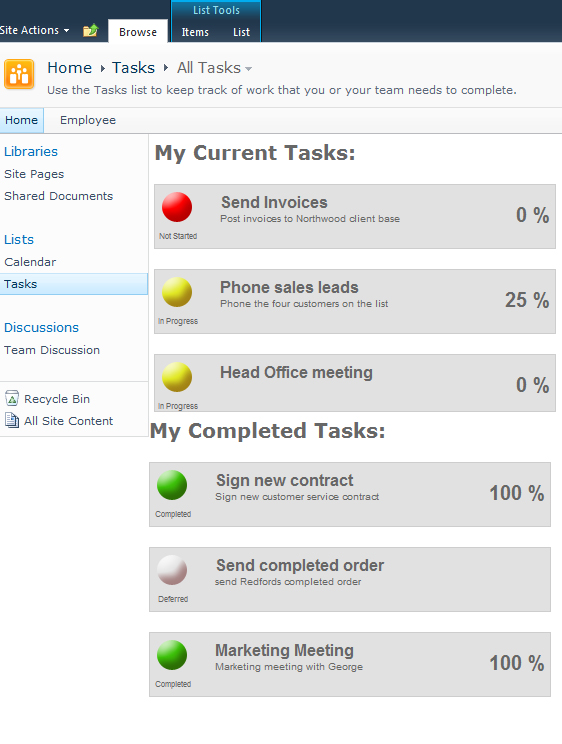 February 2012 tony phillips for Sharepoint task list template