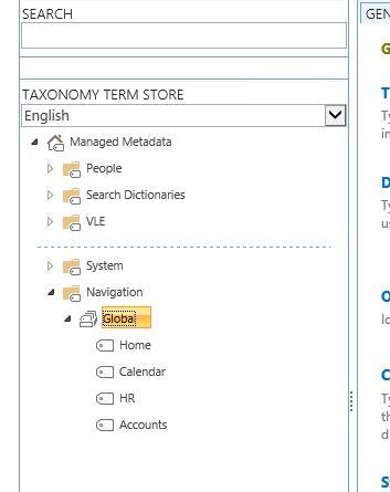 Term Set Example SharePoint 2013