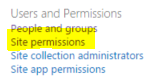 SharePoint Group Permissions