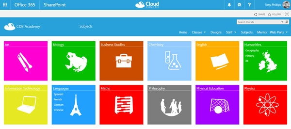 SharePoint by Cloud Design Box