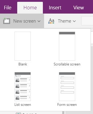 PowerApps Themes