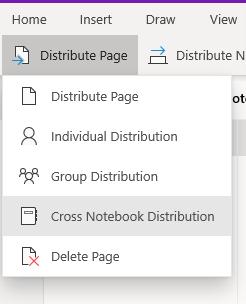 Open Notebook Distribution